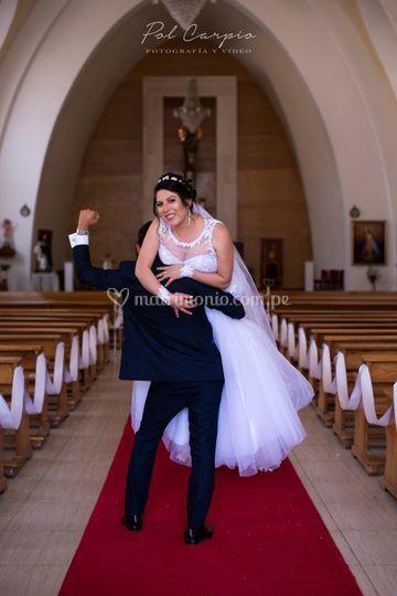 Robando a la novia