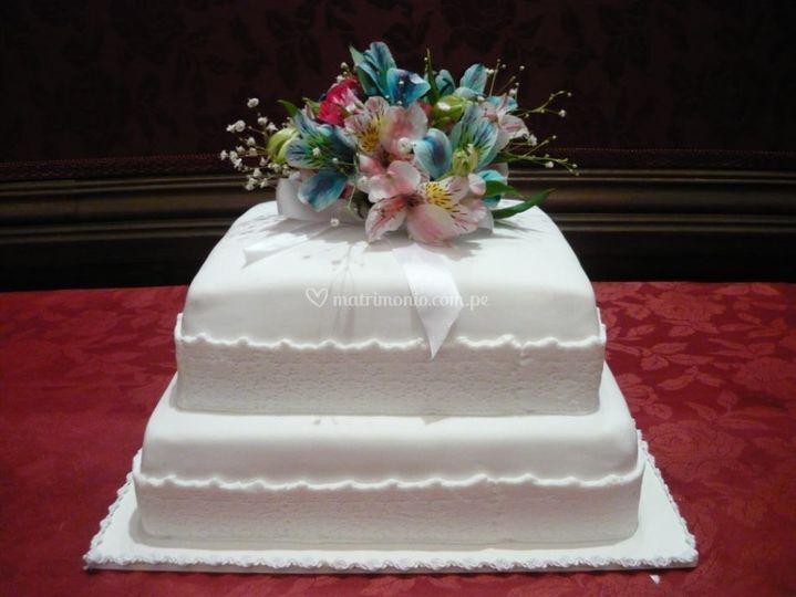 Excelente torta