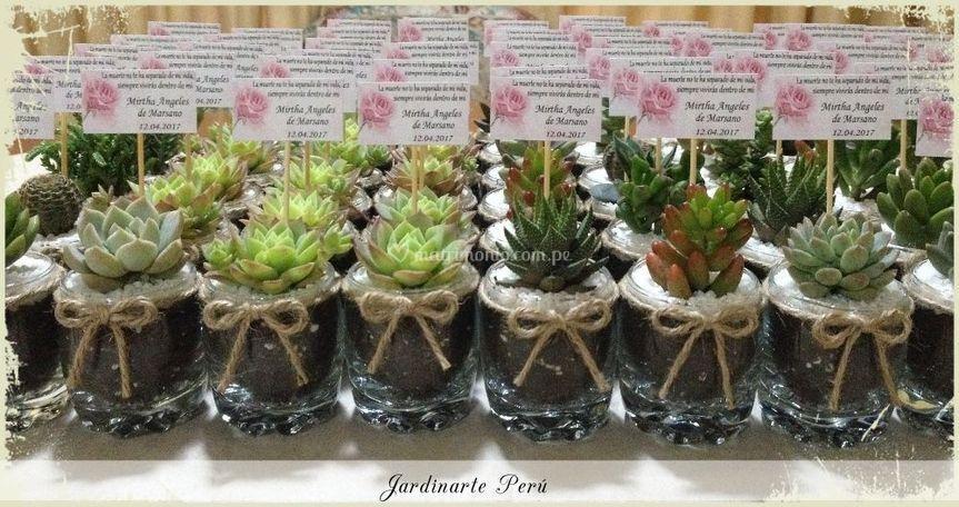 Recuerdos vivos y ecol gicos de jardinarte per foto 17 - Lugares originales para casarse ...