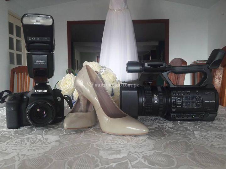 Equipos Foto-Filmacion