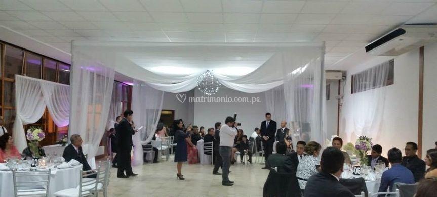 Matrimonio en San Borja
