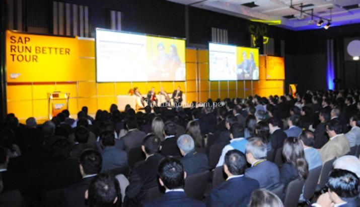 Evento empresarial - Westin