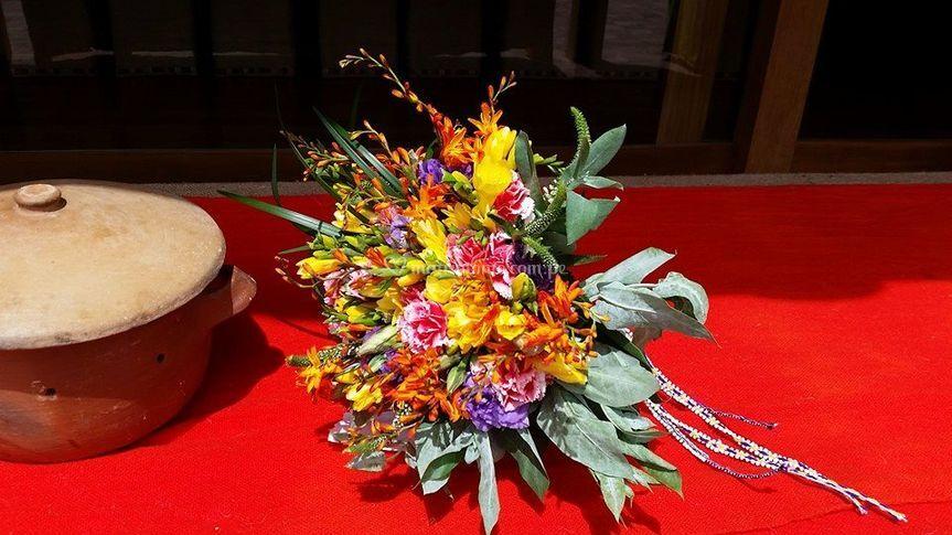 Bouquet Andino