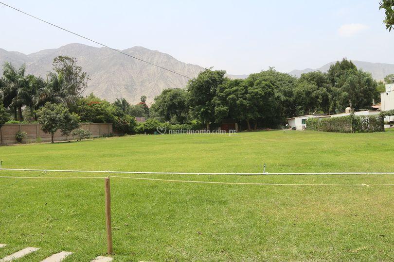 Jardin 4500 mts