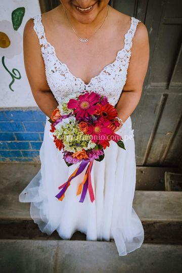 Bouquet full color