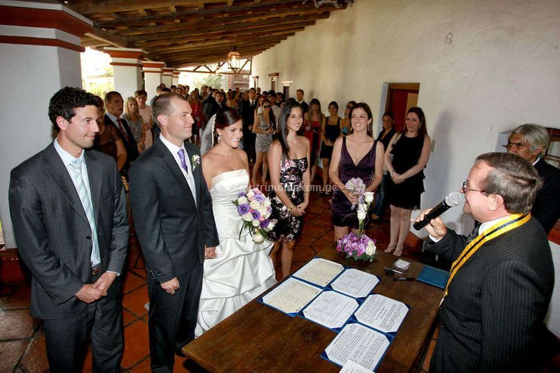 Matrimonio civil