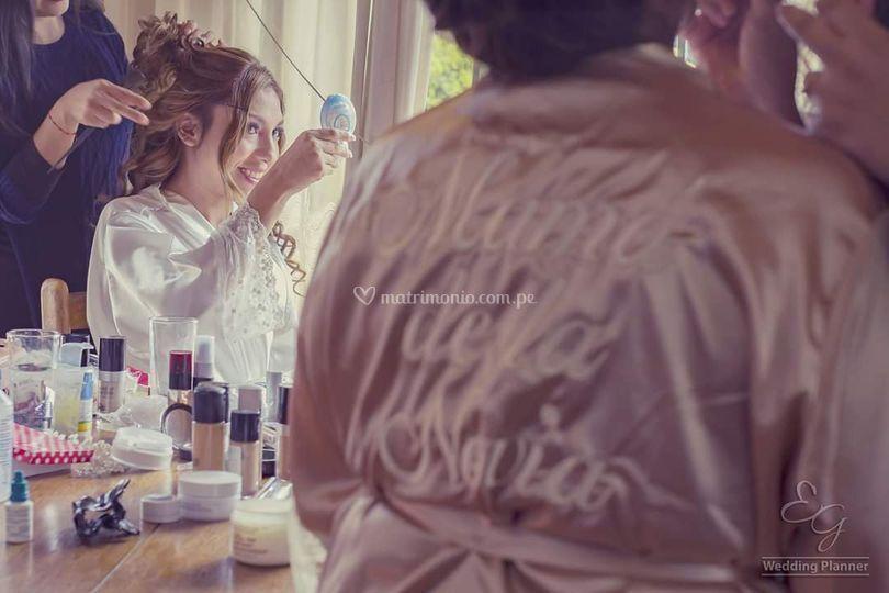 Ivonne Nieri MakeUp Artist