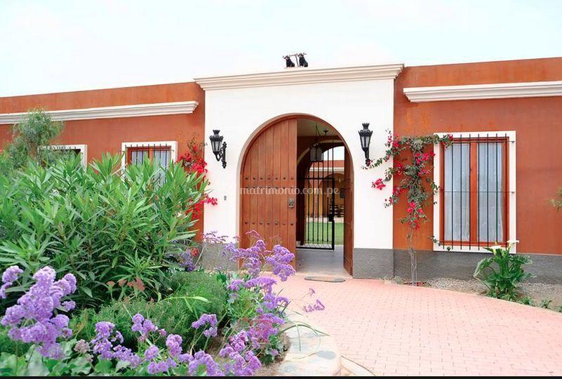 Macadamia casa hacienda for Piani casa hacienda
