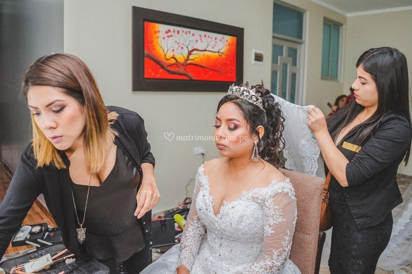 Estefani Valdiviezo Wedding & Event Planner
