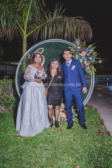 Matrimonio angie & carlos
