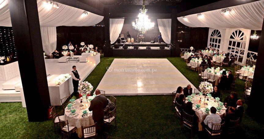 Su boda, su sueño