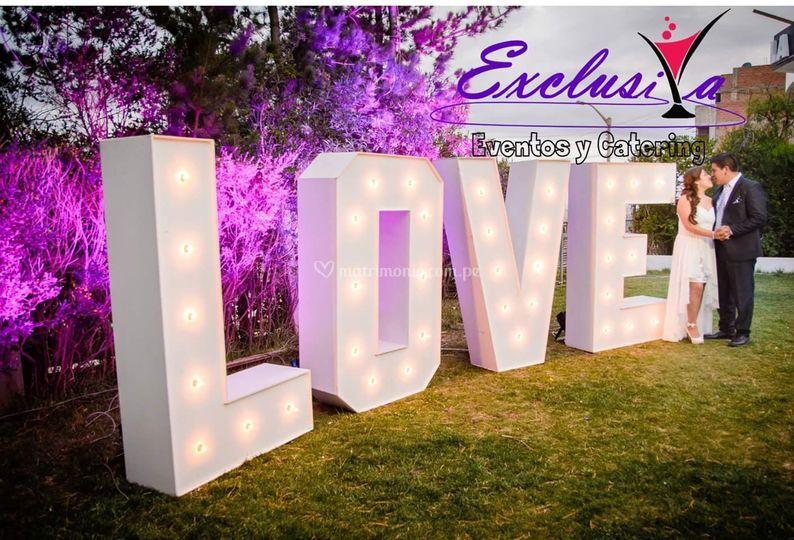 Sesión pre boda de Exclusiva Eventos y Catering