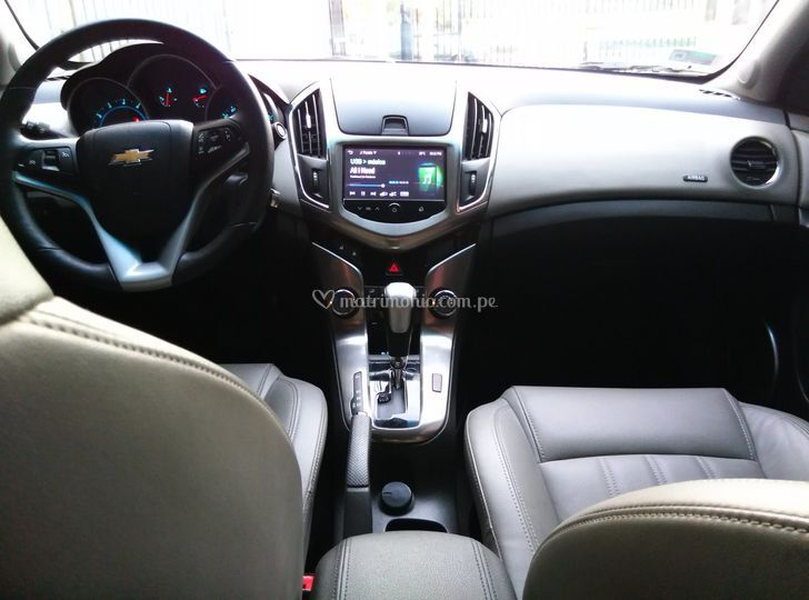 Interior chofer