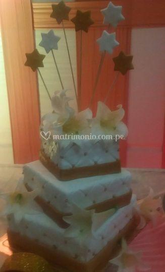 Torta de cumpleaños 50 años