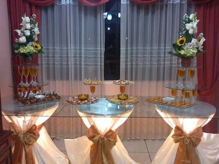 Para los invitados