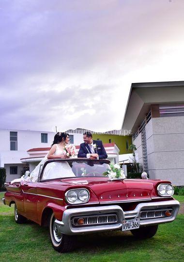 Limusina para bodas Arequipa
