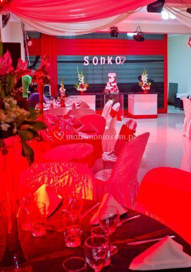 Sonko Eventos & Recepciones