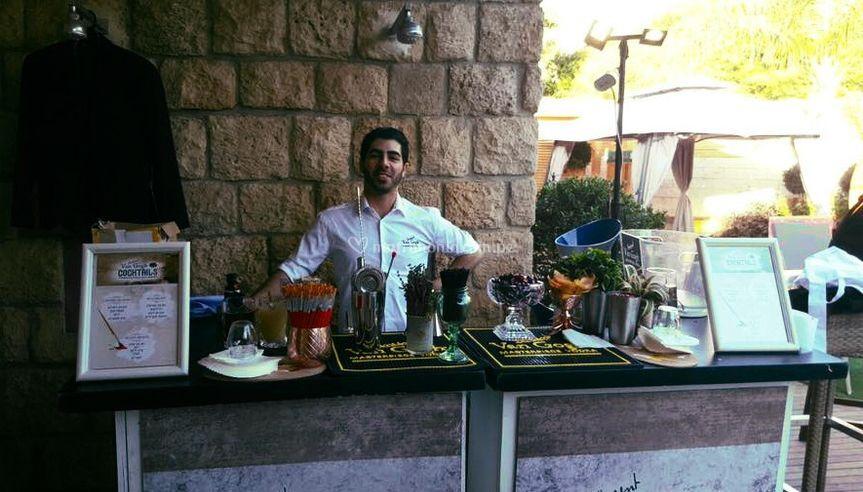 Servicio bartender