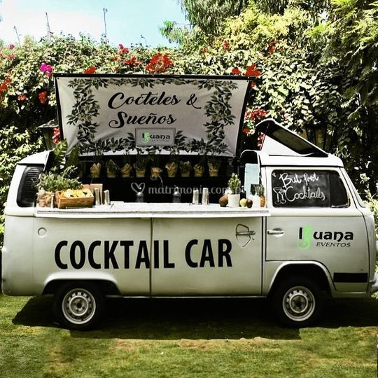 Cocktail car