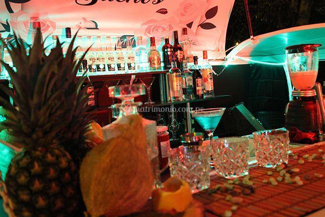 Combi bar