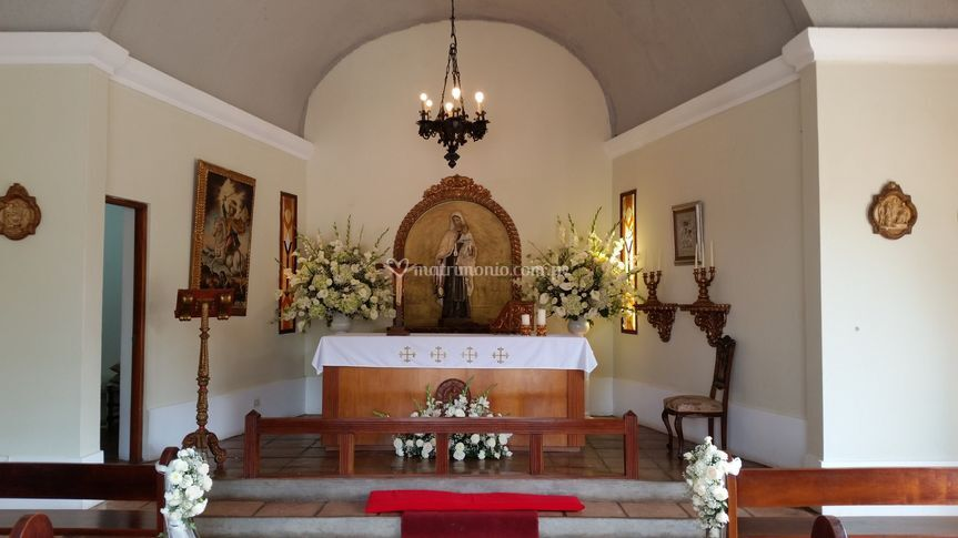 Capilla altar