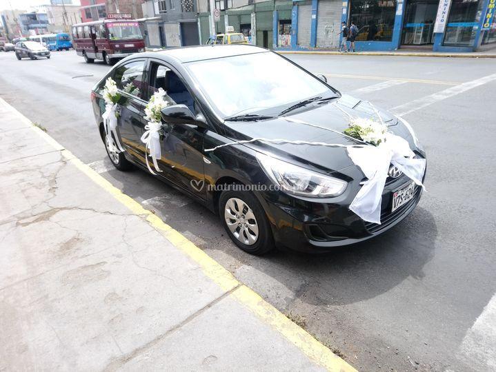 Auto decorado