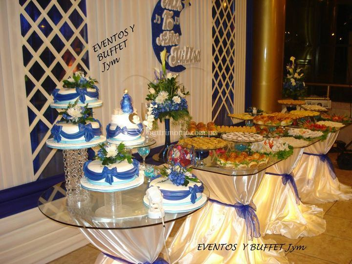 Eventos y Buffets Jym