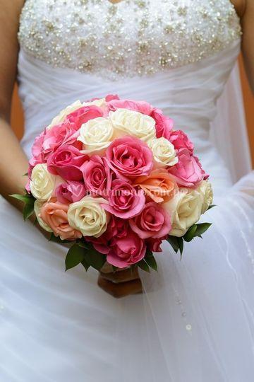 Bouquet romántica