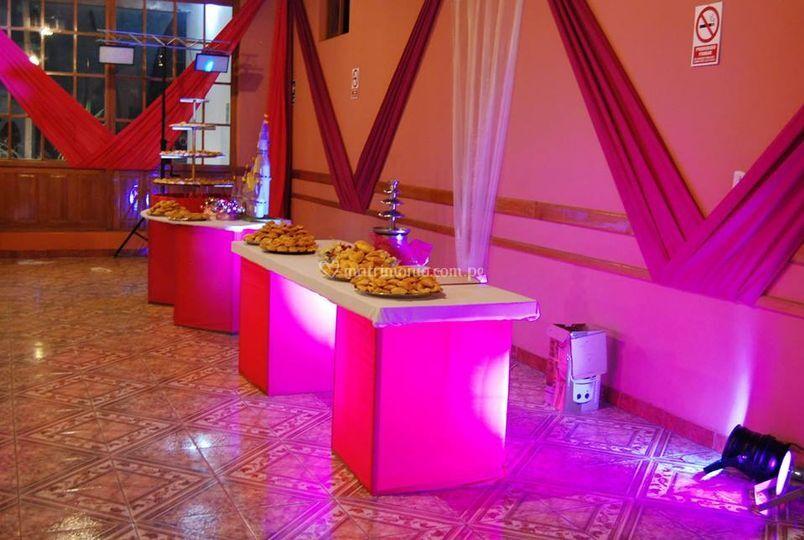 Buffet Rey de Reyes