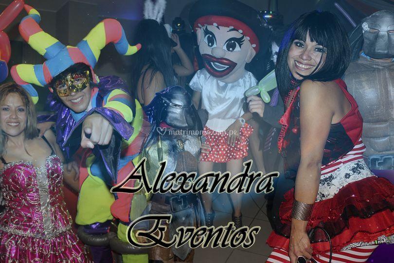 Alexandra Eventos