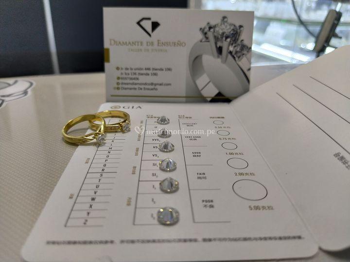 Diamante De Ensueño