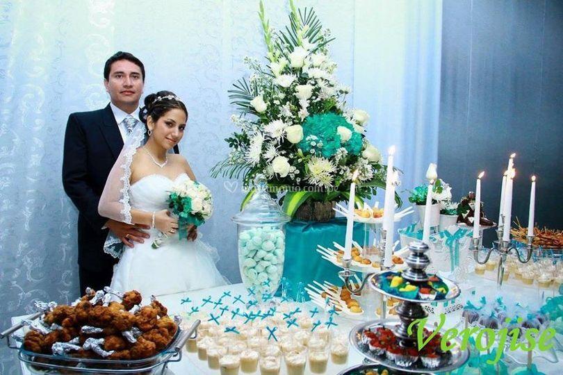 Matrimonio Lequernaque-Pozo