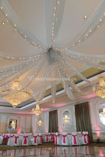 Eventos y decoraciones Malfi