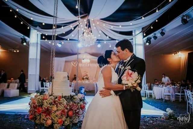 Nuestra bella boda Fabián y Ma