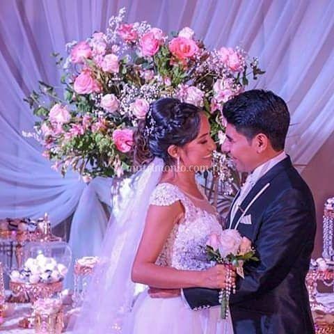 Una bella boda