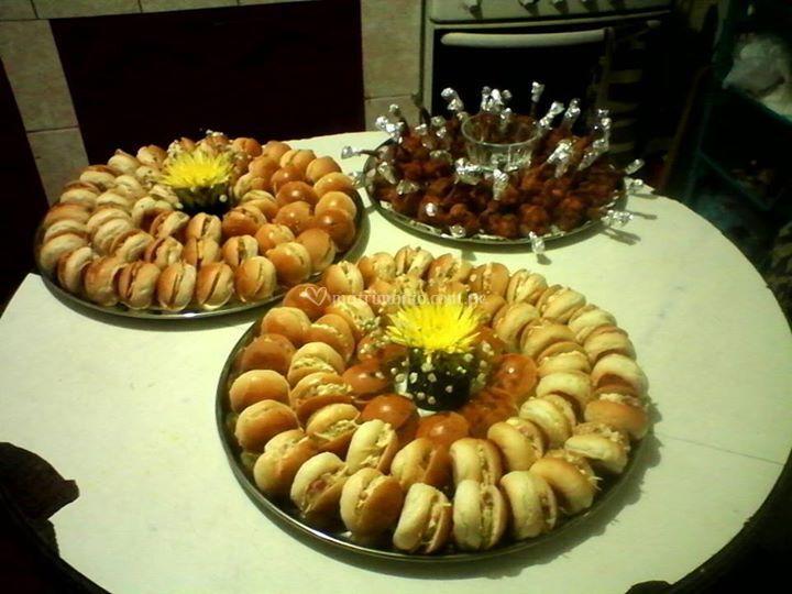 Buffet Soledad Bazán