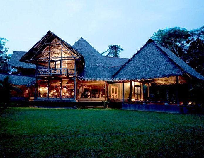 Tambopata Reserve