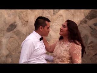 Fiorella y Jorge