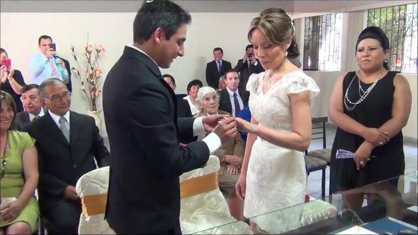 Matrimonio Civil Biblia : Matrimonio religioso brissa fiestas video