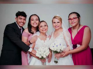 Matrimonio de Homero y Marisol / Mario y Livia