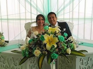 Matrimonio de César & Lady