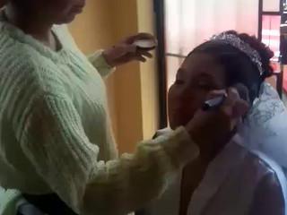 Maquillaje final