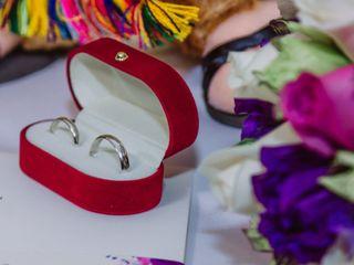 El matrimonio de Malena y Rian 2