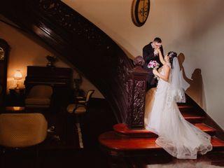 El matrimonio de Malena y Rian