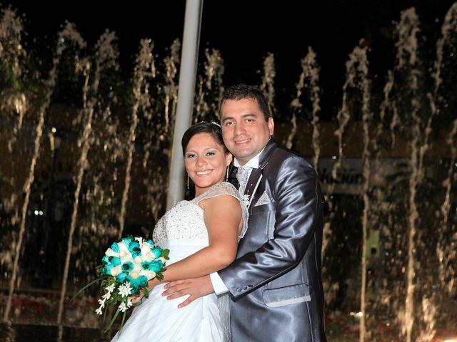 El matrimonio de Maria y Carlos