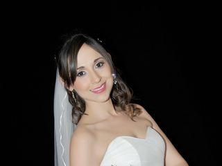 El matrimonio de Gisella y Gian Franco 1