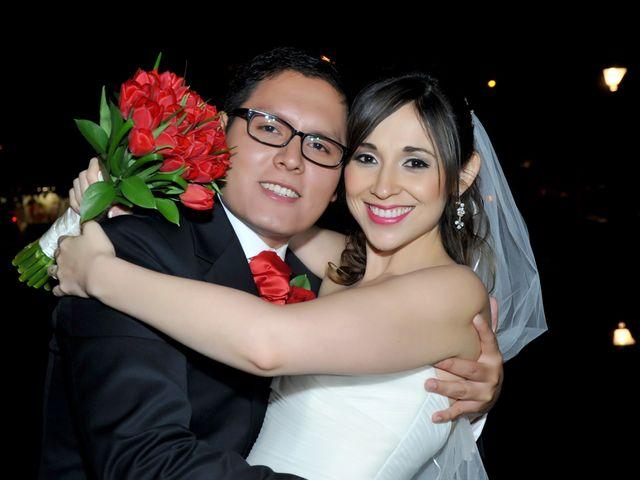 El matrimonio de Gisella y Gian Franco