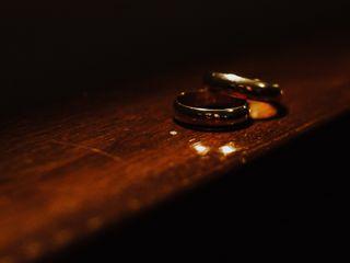 El matrimonio de Diego y Claudia 3