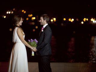 El matrimonio de Mariana y Federico 2