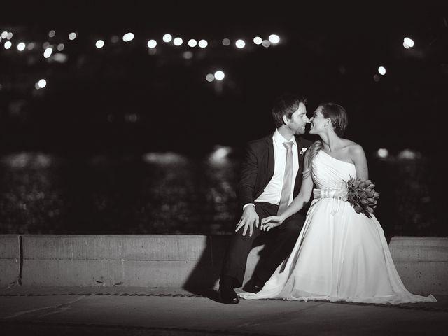 El matrimonio de Mariana y Federico